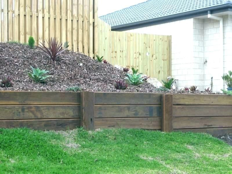Inexpensive Retaining Wall Systems