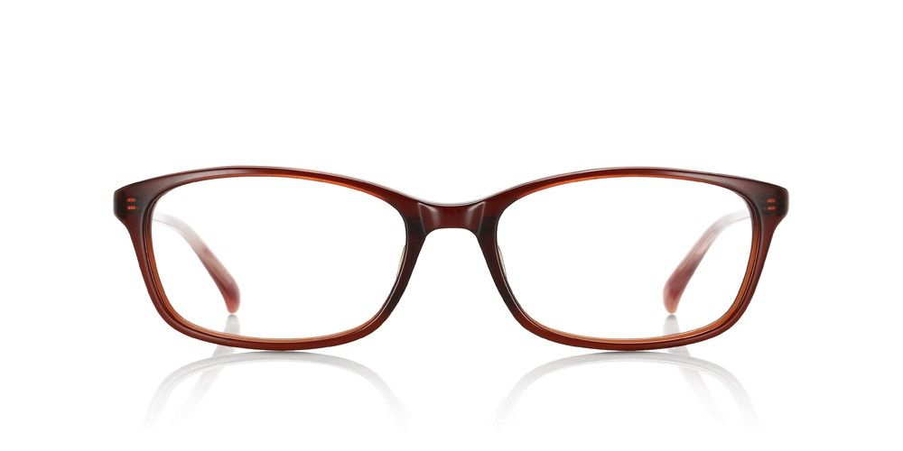 Gorgeous square frames in Chestnut