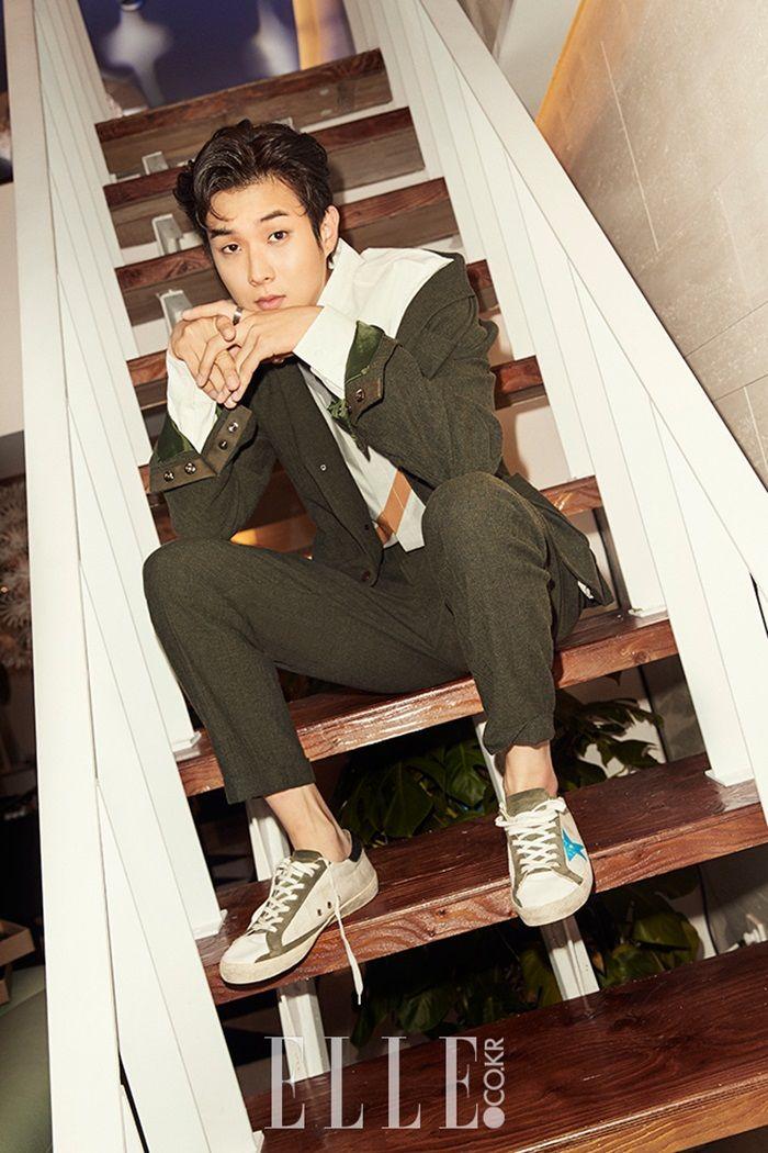 Choi Woo Shik Train To Busan : train, busan, Shik;, Train, Busan;, Magazine, Korea, Aktor,, Selebritas,