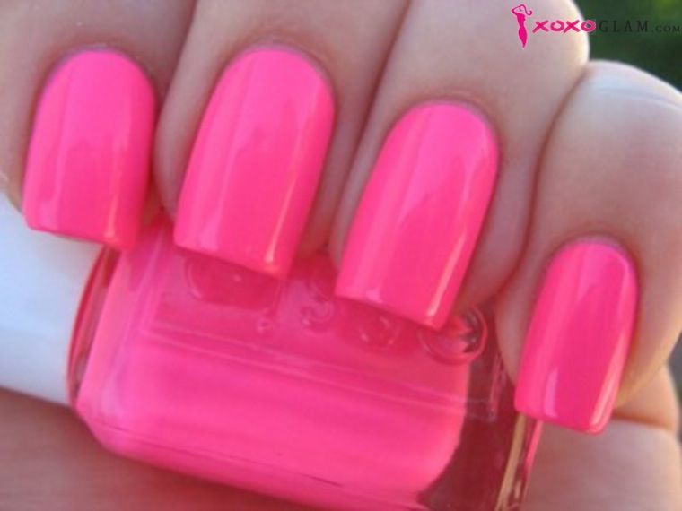 Pretty pink Essie nail polish   Everything Nails   Pinterest   Essie ...