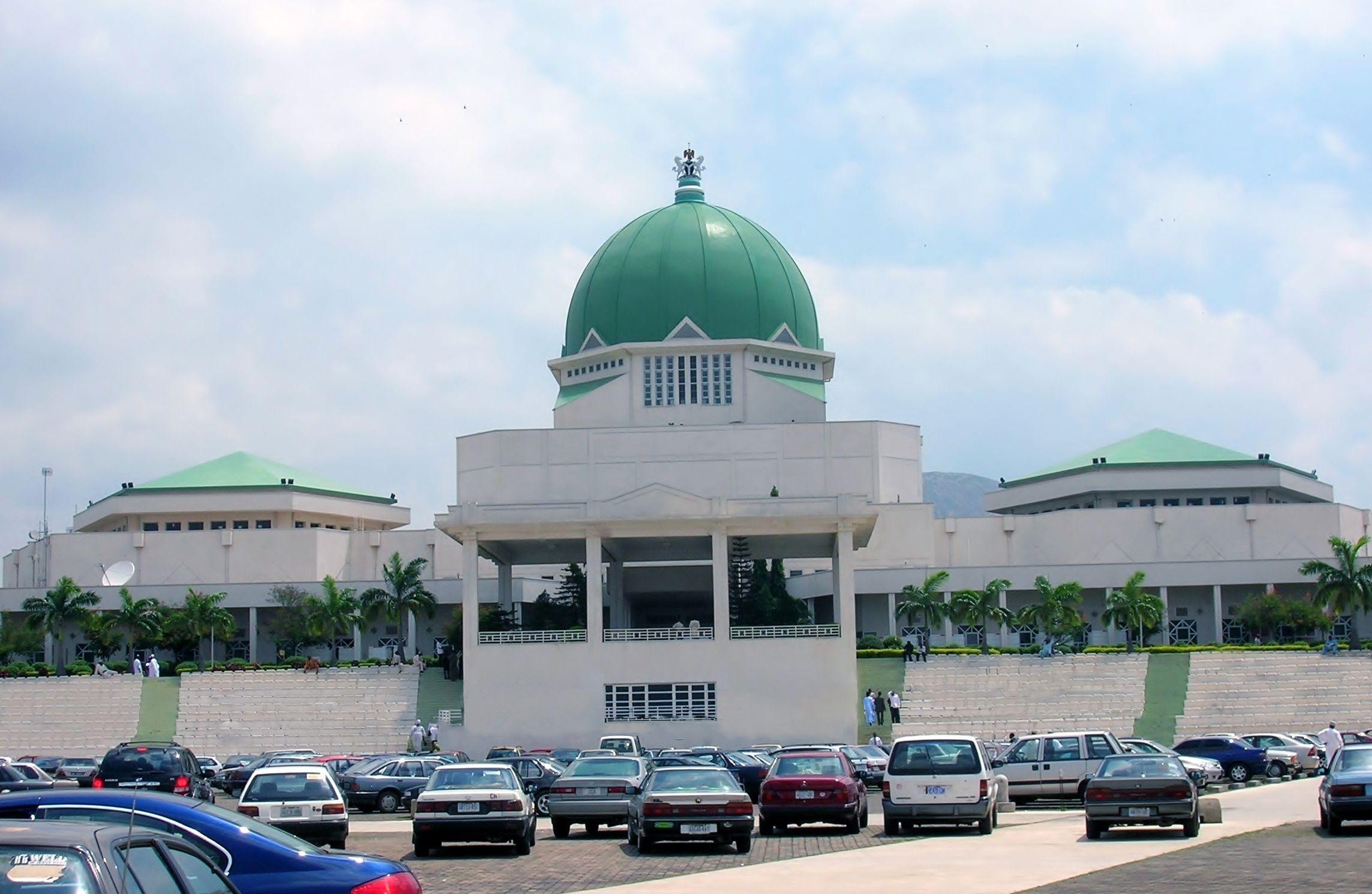 Nigerian National Assembly House Of Representatives National Senate