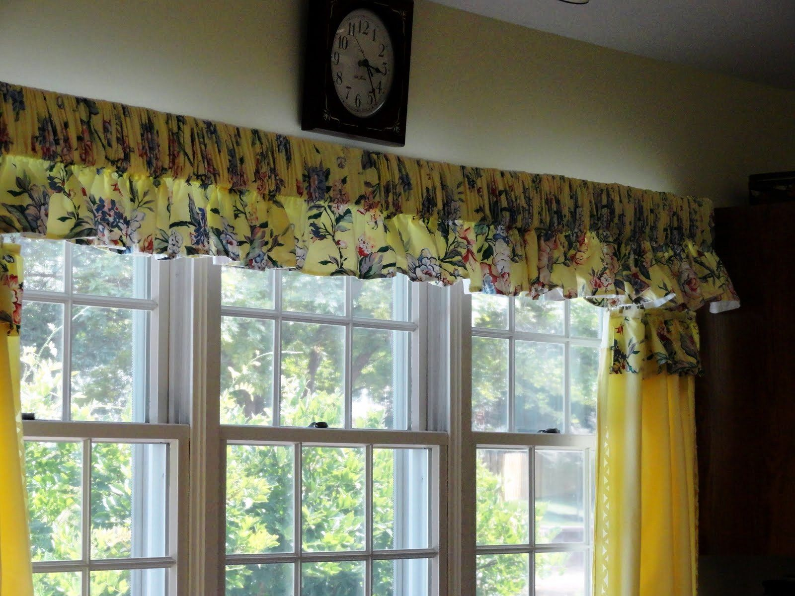 Amazing Contemporary Kitchen Curtains For Modern Style Room Also