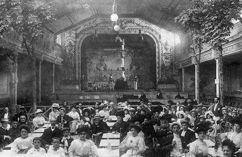 Elysée Palace Theatre - Music Hall Vichy, France  Concert, Vichy
