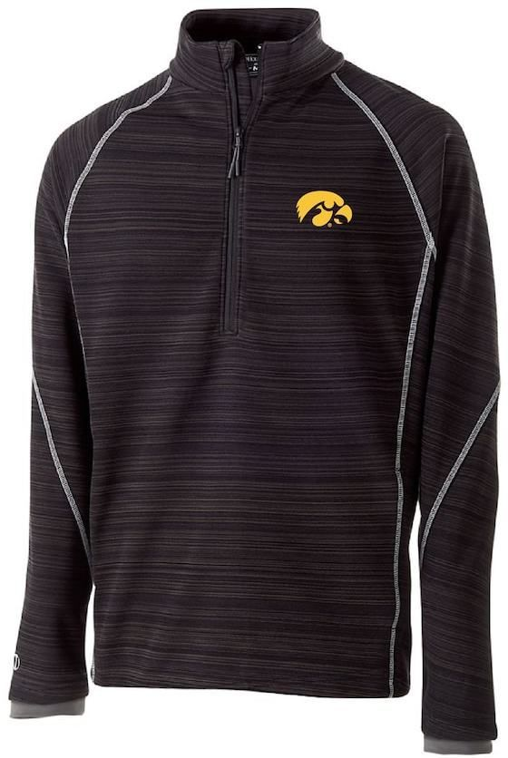 NCAA Men's Iowa Hawkeyes Deviate Pullover