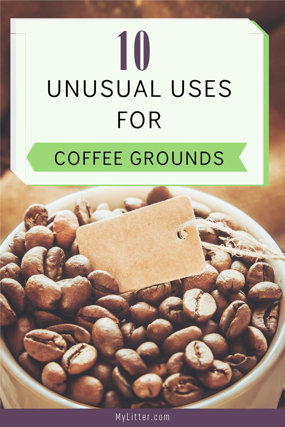 what is ground coffee made of