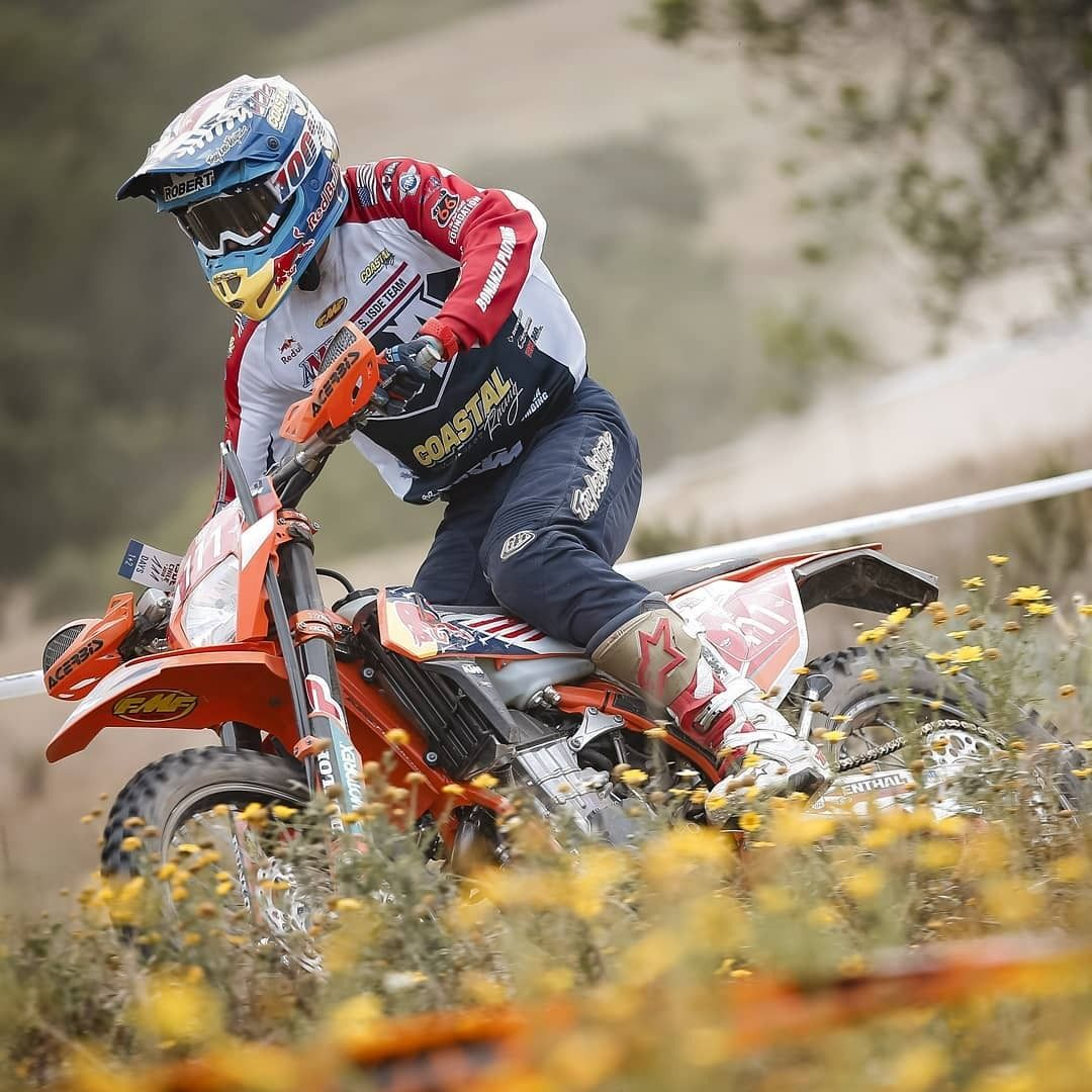 Second Overall As The Isde Enters Its Sixth Day Taylor Robert33
