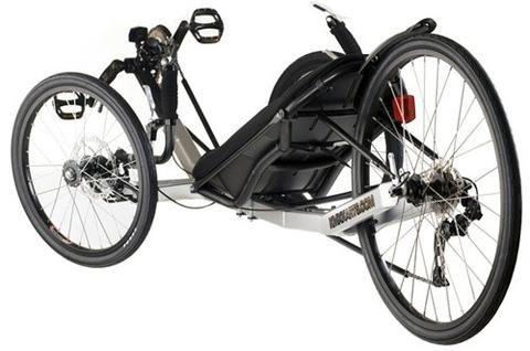 Pin By Electric Bike City On Kmx Venom Recumbent Trike Bicycle