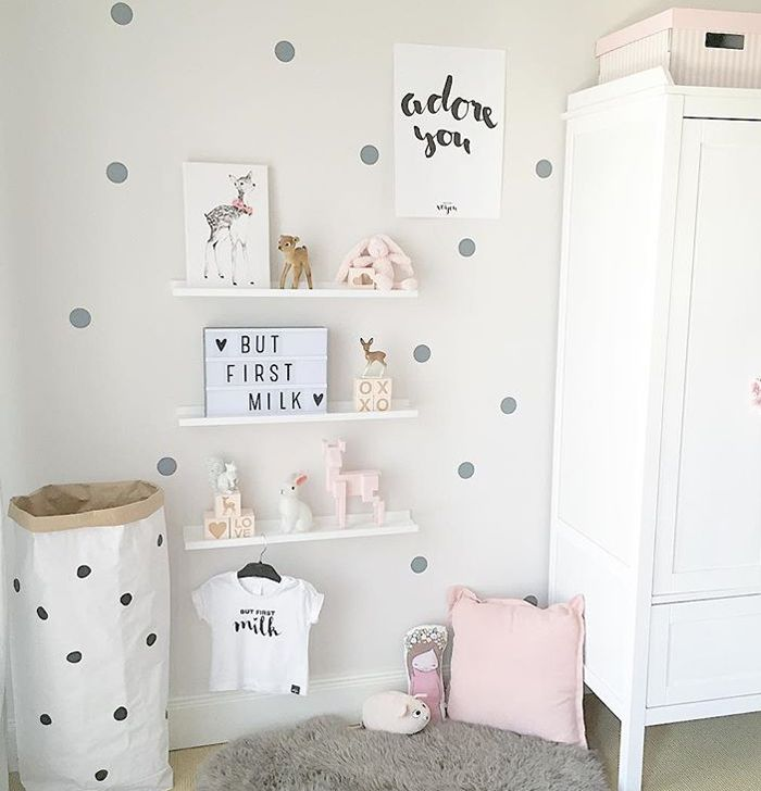 The Cutest Shelf Accessories to Decorate your Kids Room | Kids Room ...