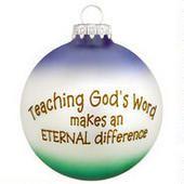 Sunday school teacher gifts christmas