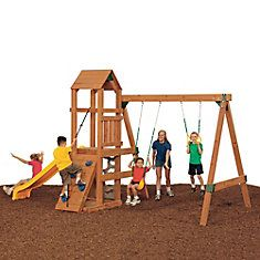 All Star Build-It-Yourself Bronze Playset