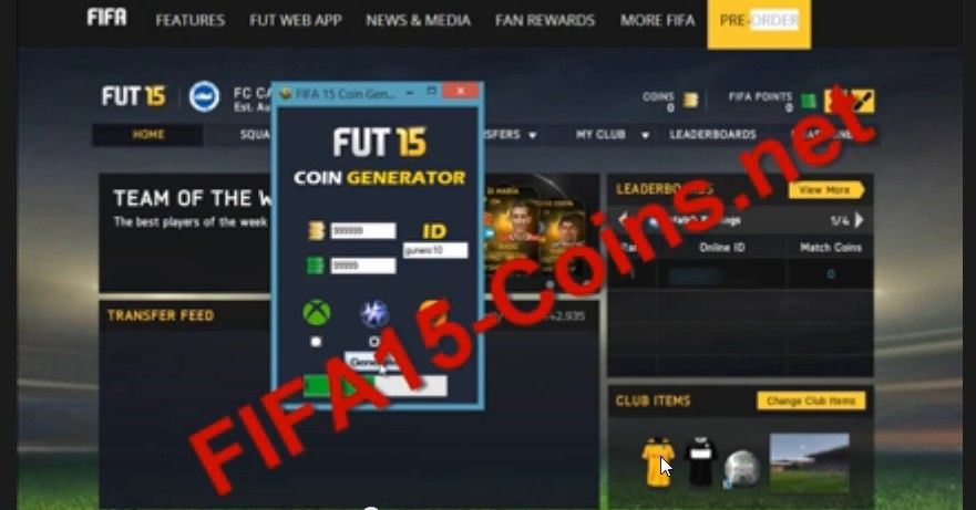 08c3ea7900beb864da0eb6f4c9824f6d - How To Get Free Coins In Fifa 15 Ultimate Team