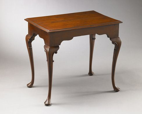 Delicieux Small Sideboard Or Serving Table. Eastern Virginia. 1750 1765 Walnut  Throughout Height 26