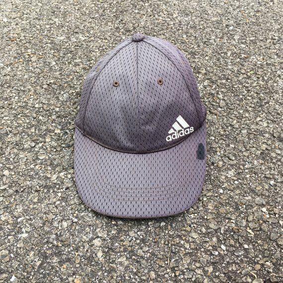 ADIDAS EQUIPMENT Cap Vintage 90 s Adidas Sportswear Cap Snapback Sportswear  Adidas Hat Adidas Big Lo cafaccd1e642