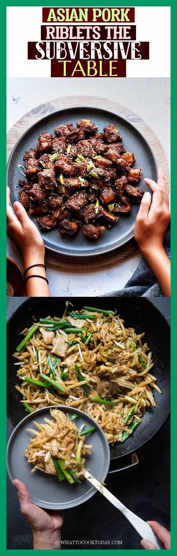 Photo of Asian Pork Riblets The Subversive Table Asian Pork Riblets Die Subversive Tabelle | Christmas Recipes
