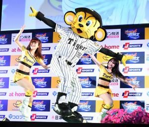 阪神 トラッキー 18日に命名30周年セレモニー 野球写真ニュース