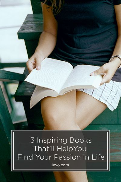 Inspire your week! Books you NEED to read. - www.levo.com