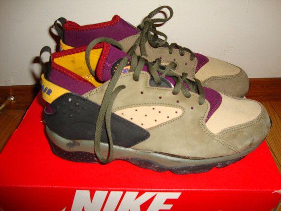 wholesale dealer 7d892 7b790 Mens Vintage 1992 Nike Mowabb ACG Hare size 9 by Simplemiles, $64.00 ...
