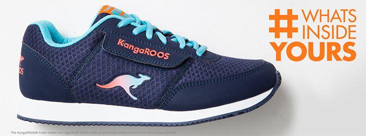 KangaROOS | Kangaroo shoes, Kangaroo