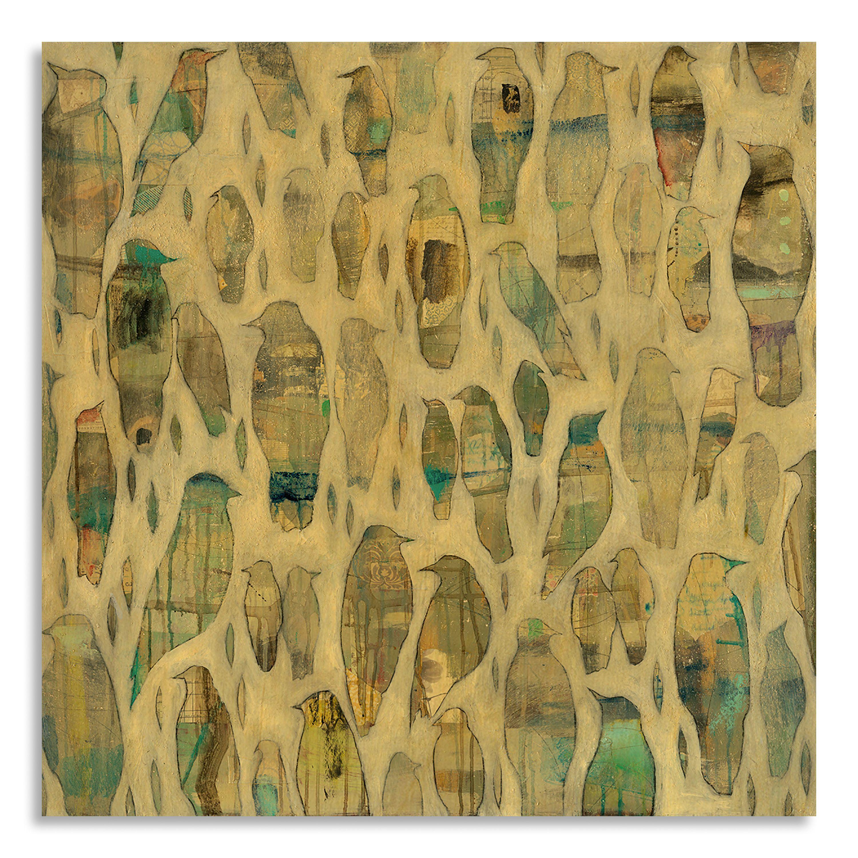Wood Orientation: Square Type: Fine Art, Unframed Art, Fine Art ...