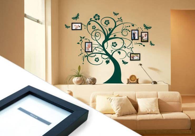 Stencil per pareti, ecco come decorare risparmiando ...