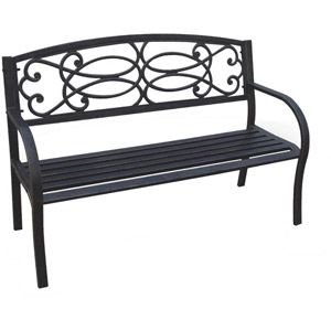 Patio Garden Metal Garden Benches Outdoor Rocking Chairs