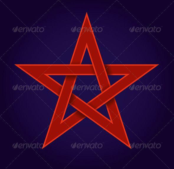 Satanic Pentagram Symbol | Pentagrams Symbol | Satanism Occult ...