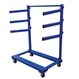 Portable Cantilever Rack Carts