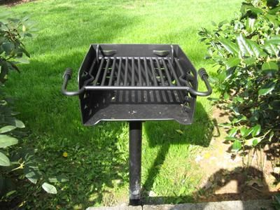 A simply good grill
