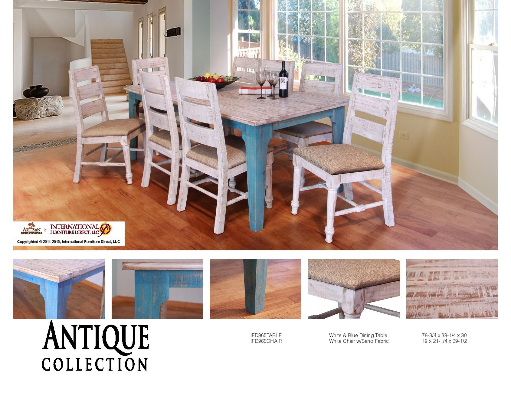 Furniture International Direct Dining