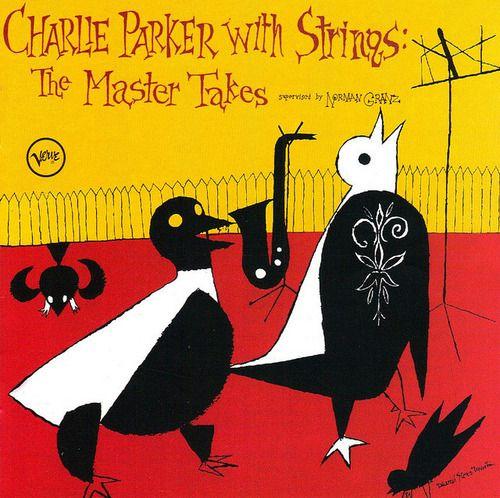 Música de cuerdas, versión Charlie Parker.