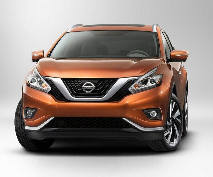 The Anese Firm Took Advantage Of Le To Introduce New Generation Nissan Murano 2017 Before Its Worldwide Debut At York Auto