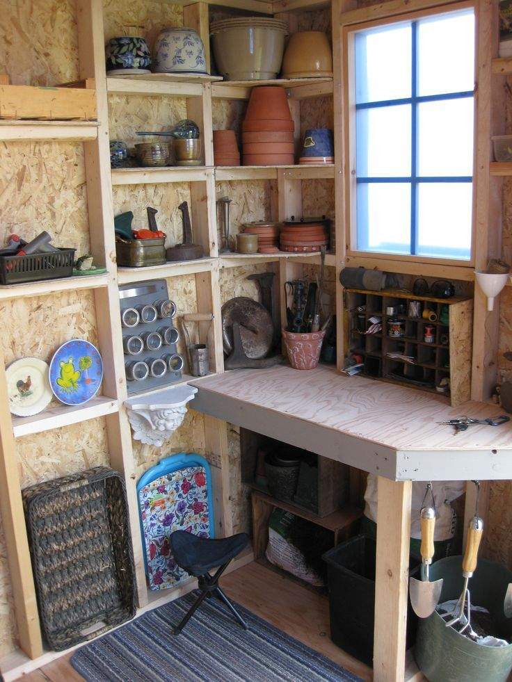 Organizing A Small House image result for organized shed ideas http://smallhousediy