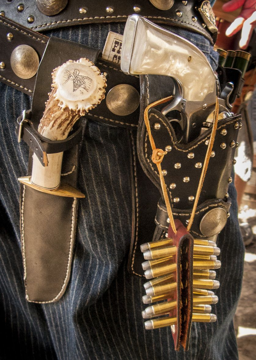 The Rig Holsters Belts Chaps And Other Leather Of The