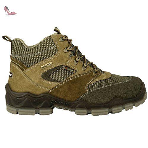 Cofra 30160-001.W45 Chaussures de s/écurit/éSmash S1 P SRC Taille 45 Vert
