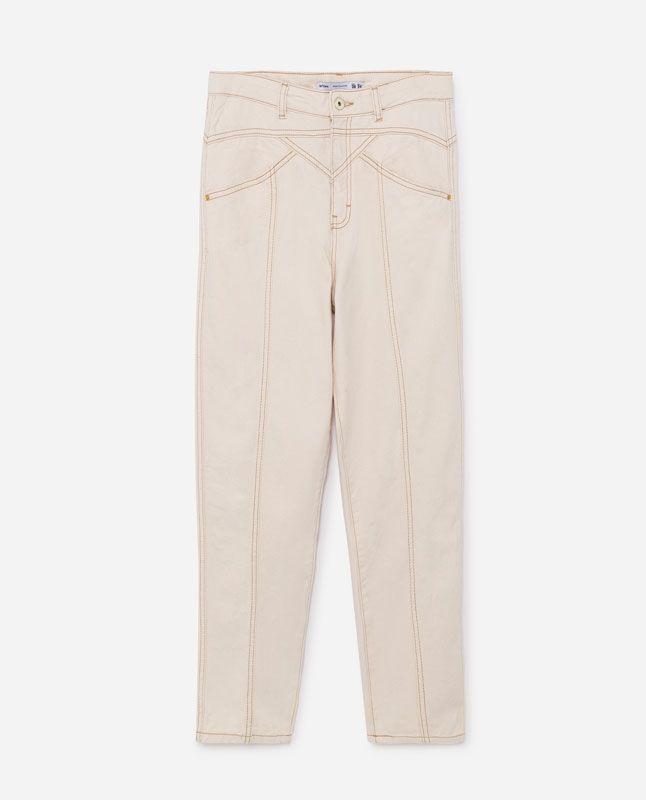 d5cc64a3198 Jeans - COLECCIÓN - WOMEN - | Lefties España | lefties | Pants ...