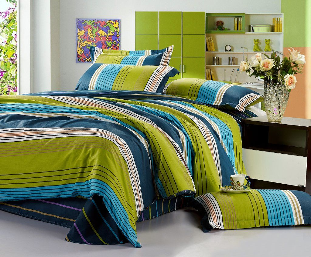 Kids Bedroom Linen boys bedding sets: surely you both will love - home furniture