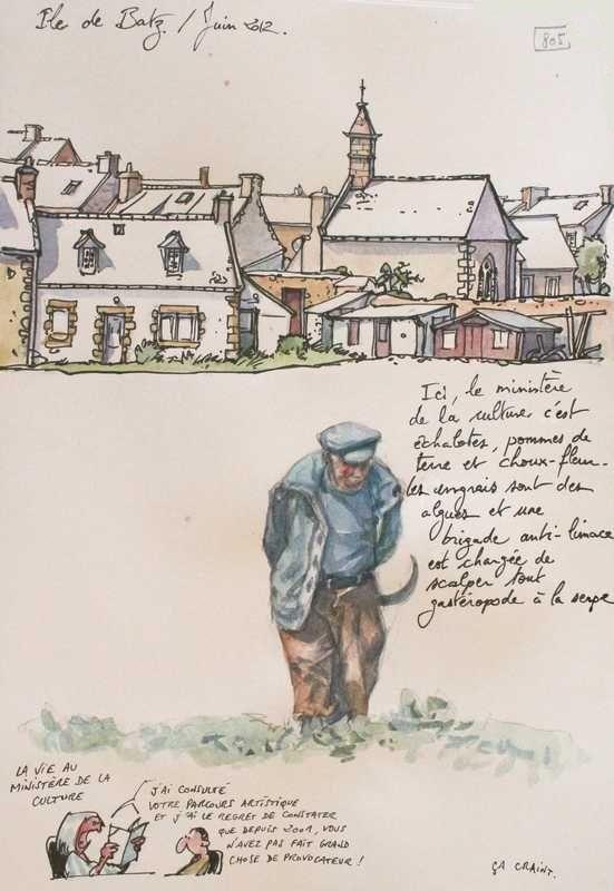 Le Blog De Yal Croquis A L Aquarelle Idees Sketchbook Illustrations De Carnet A Dessins