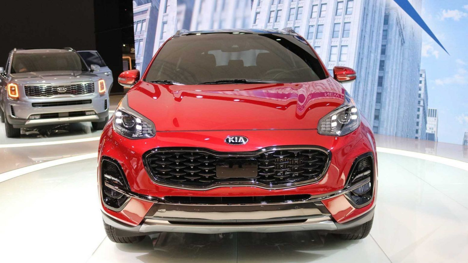2020 Kia Sportage Review Release Date Changes Specs Price Photos