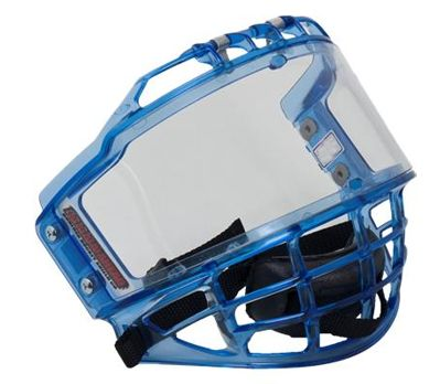 Deep Blue Ice Hockey Cage And Visor Manufacturers Suppliers Usa Uk Ice Hockey Ice Blue Visor