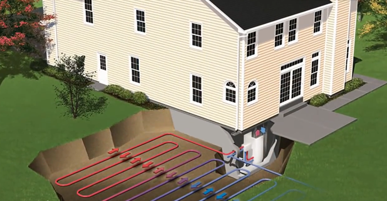 Geothermal Heating & Cooling JK Mechanical Geothermal
