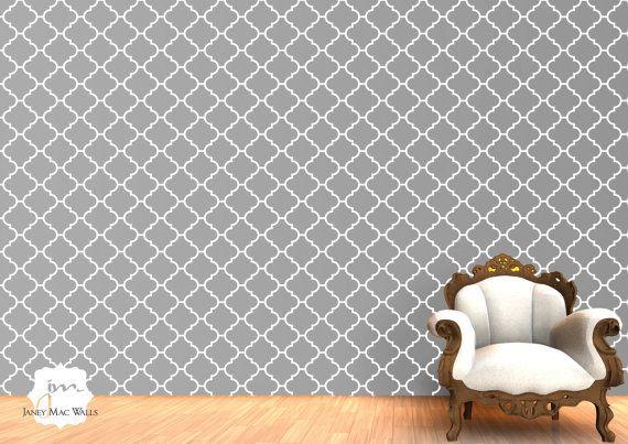New Wall Decal Pattern Quatrefoil Wall Decal Pattern Wall