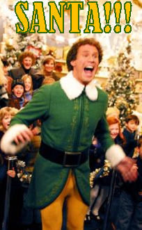 Buddy the Elf knows whats up Best holiday movies, Best