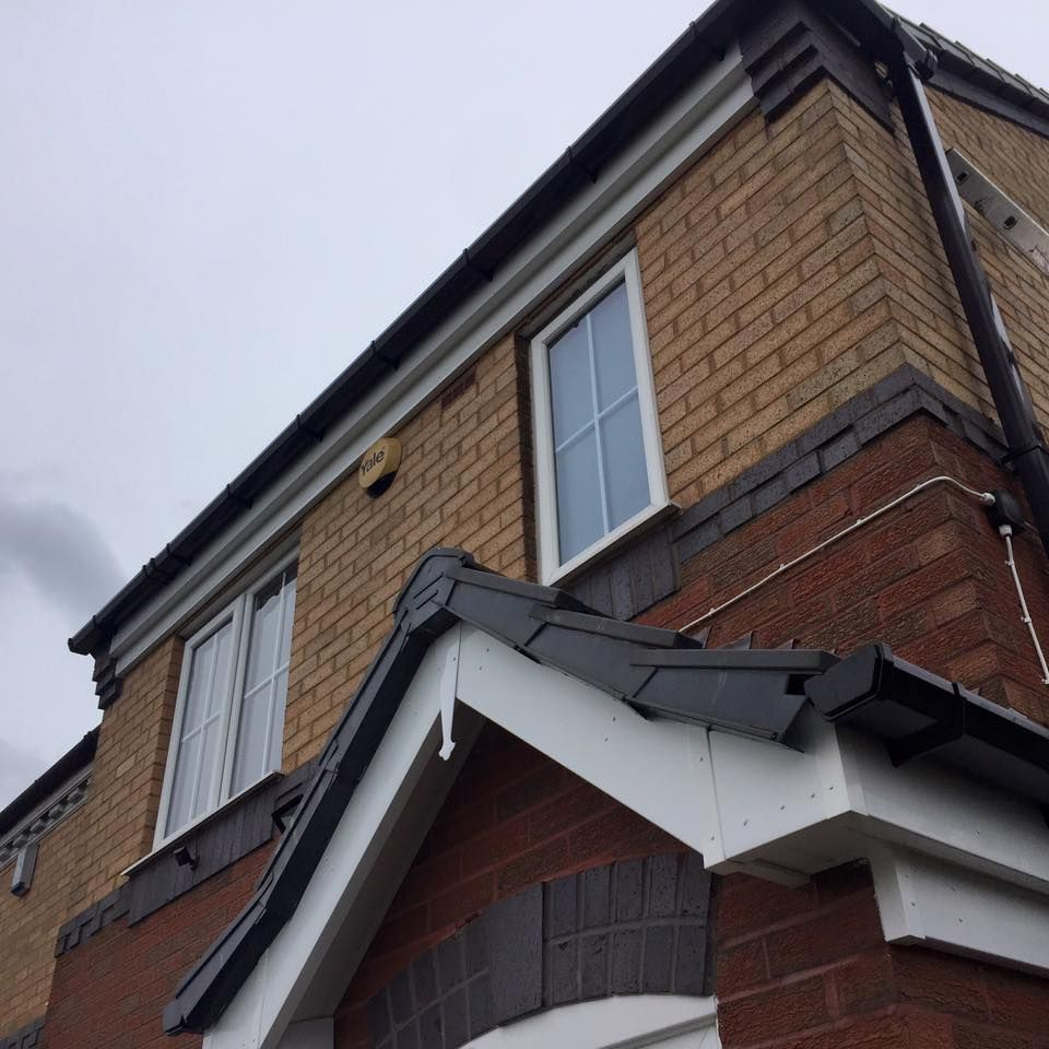 Upvc windows Upvc fascia soffits & guttering