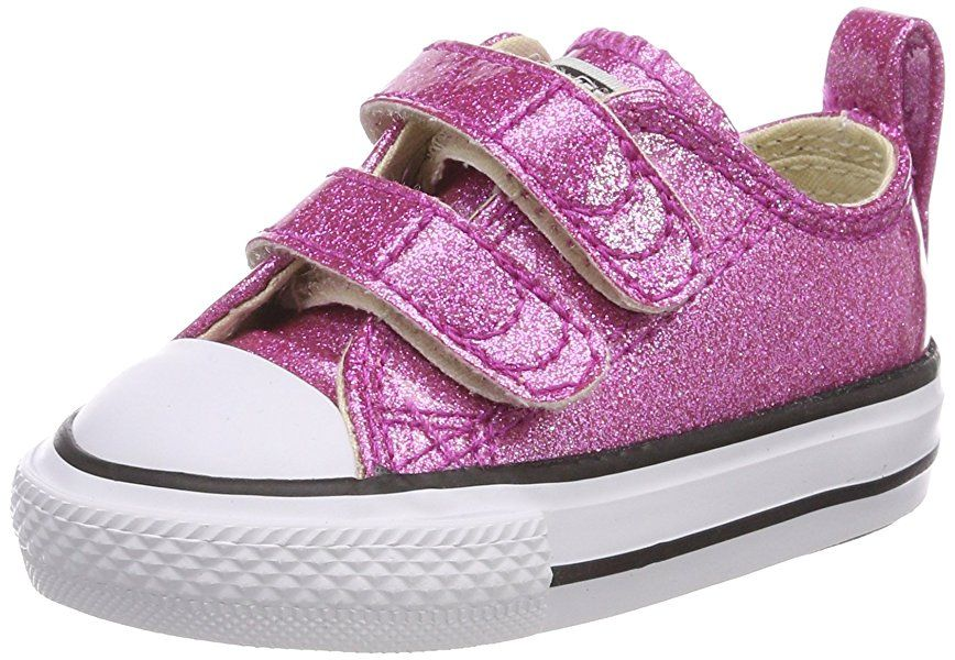 66c86b9d5aa5d Amazon.com | CONVERSE TODDLER ALL STAR LOW INF BRIGHT VIOLET SIZE 5 ...