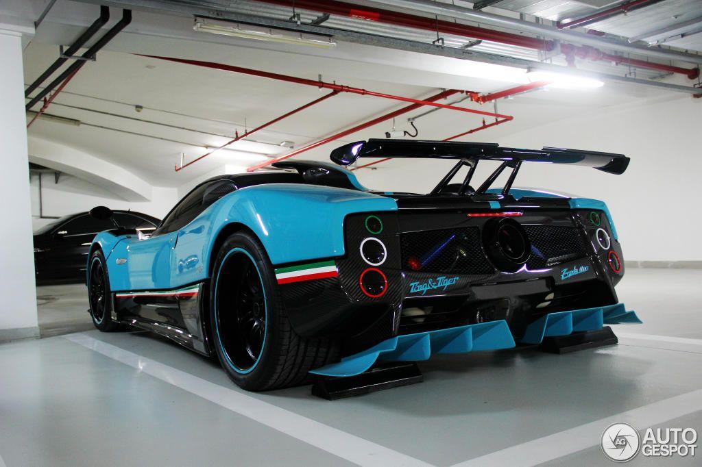Pagani Zonda Uno Powerful Pagani Pinterest Pagani Zonda Cars
