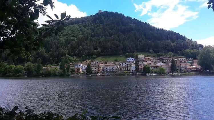 Lake of Piediluco - Umbria - Italy