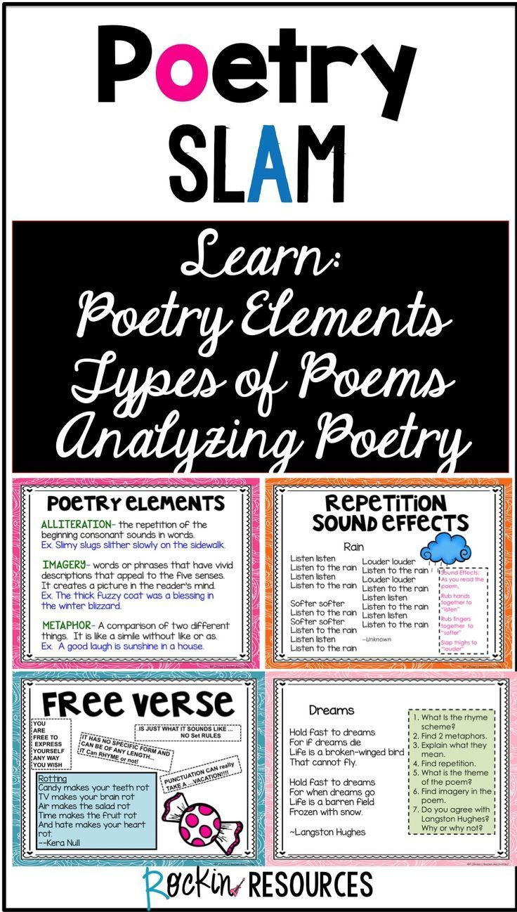 an analysis of poetry unit Introduction to modernist poetry (3 lessons) tools  you may extend the unit by teaching additional modernist poets such as marianne moore,  poetry analysis.