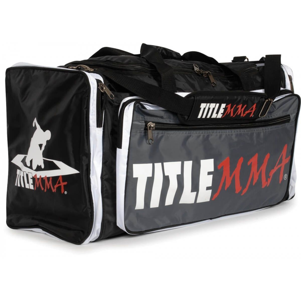 Le Mma Mega Sport Duffel Bag Kickboxing Is Love