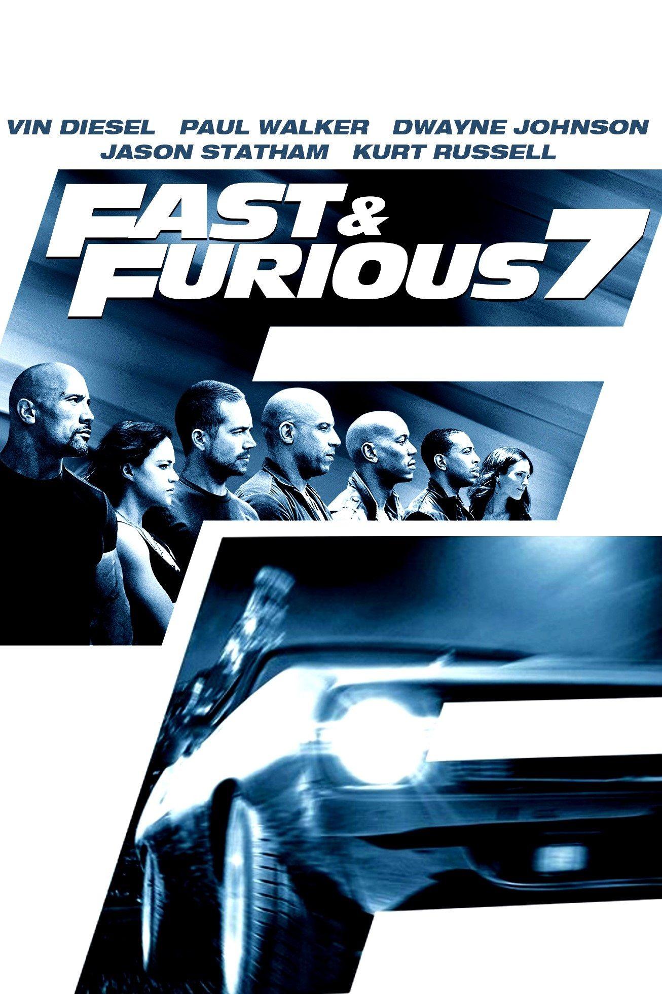 Fast & Furious VII