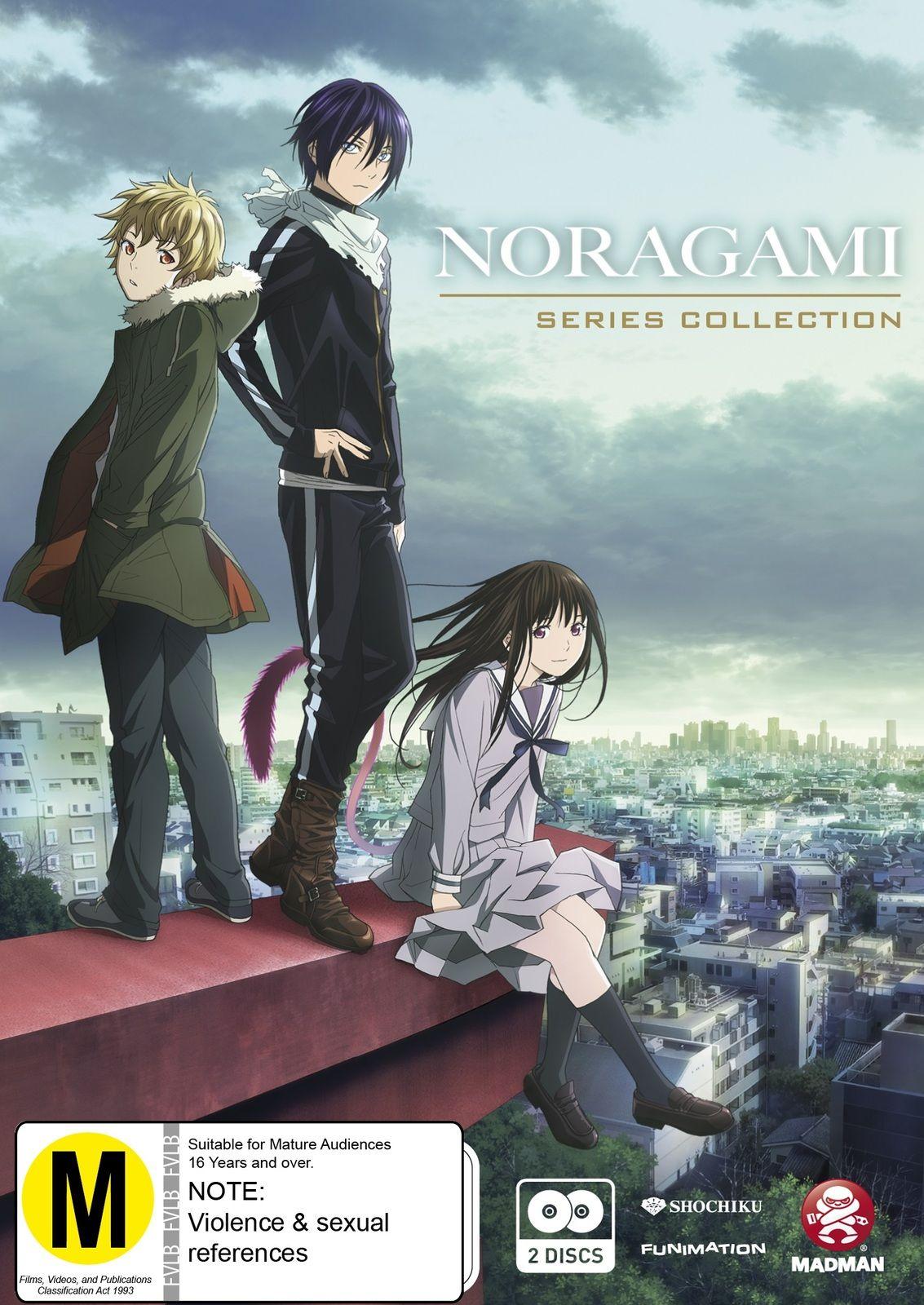 Noragami Series Collection DVD【2020】 ノラガミ